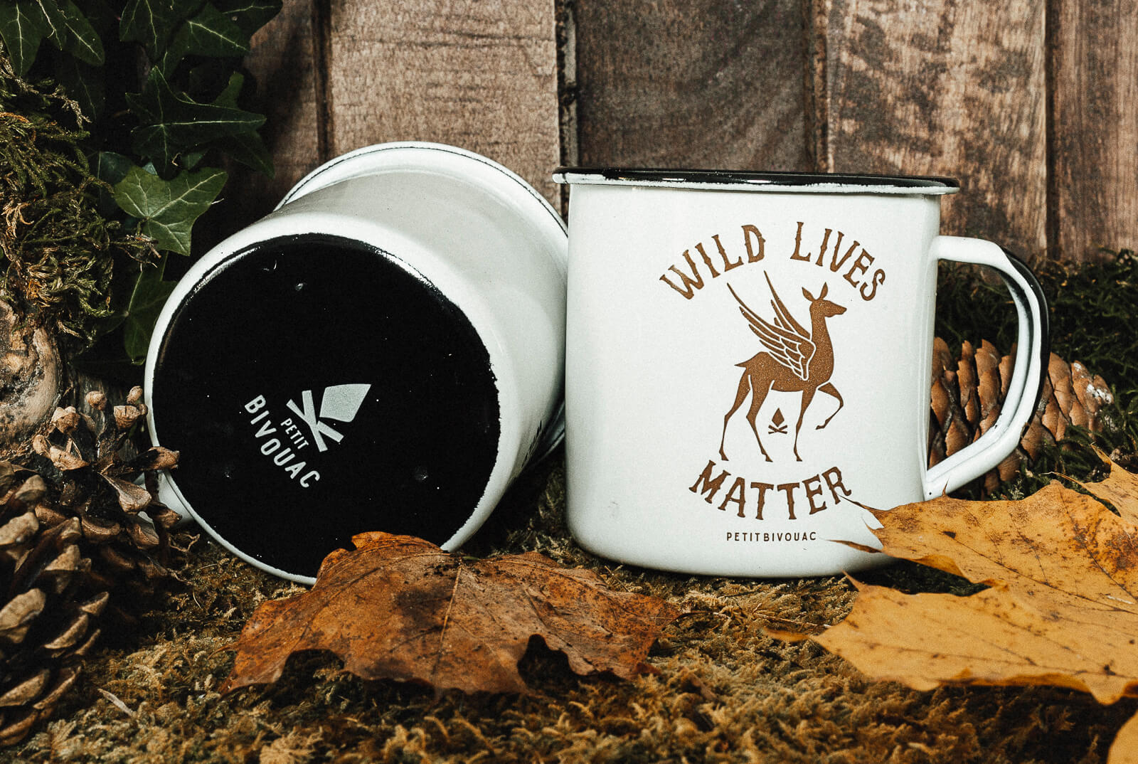 Mug – Wild Lives Matter – Petit Bivouac