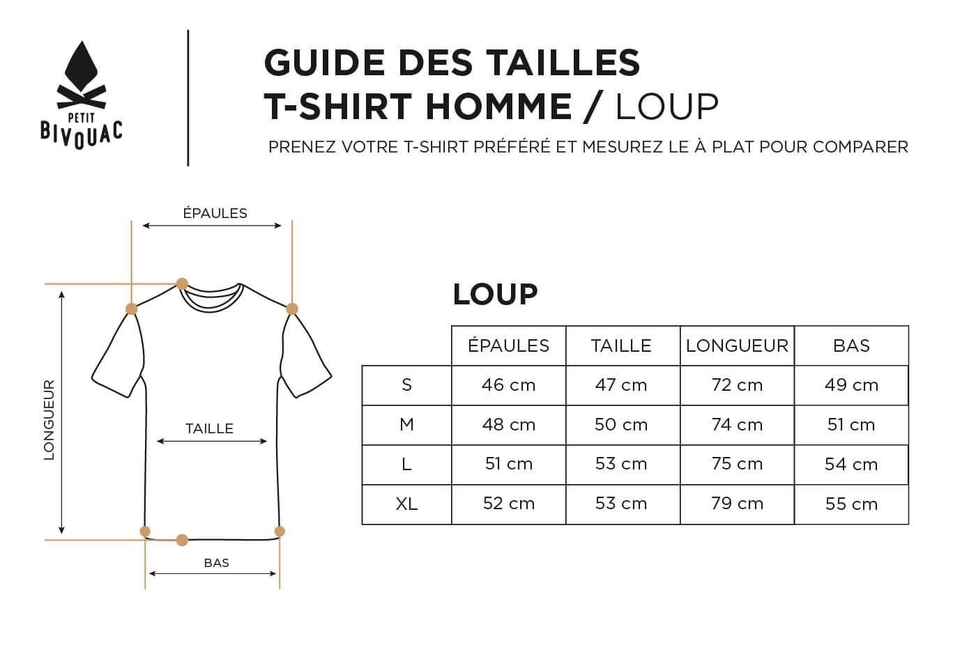 Guide des tailles-homme-loup_Petit Bivouac