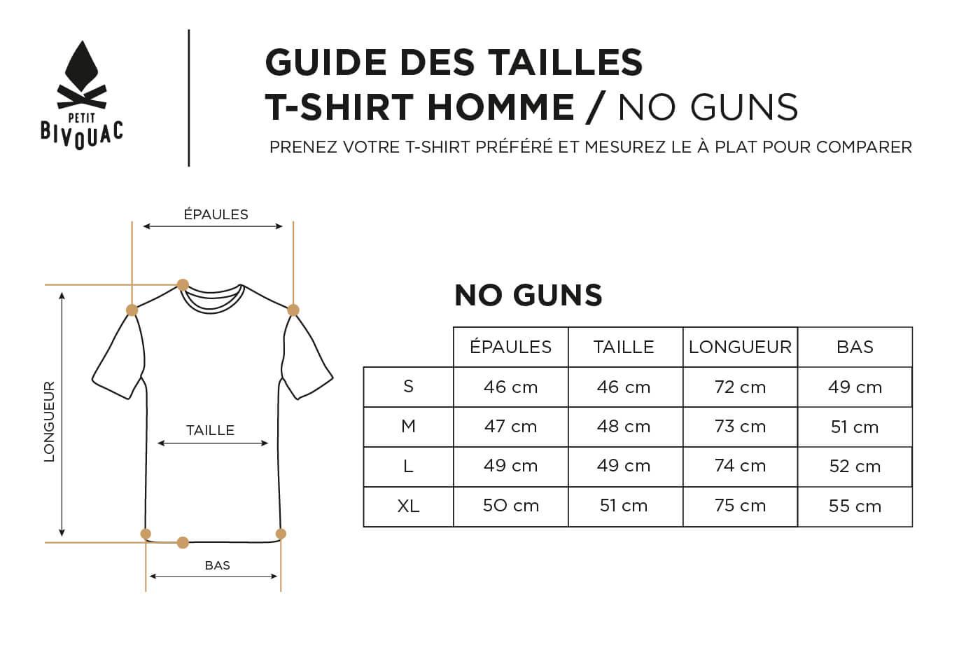 Guide des tailles-homme-noguns_Petit Bivouac