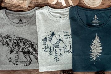 T-shirts Petit Bivouac