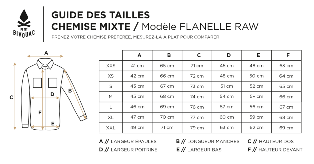 guide-tailles-chemise-Raw_petit_bivouac