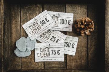 cartes cadeau Petit Bivouac