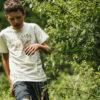 t-shirt bio Enfant The Wild Side Petit Bivouac